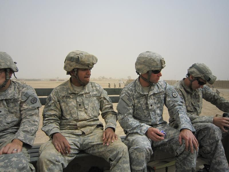 case study of soldier with ptsd A war study of troops deployed in iraq and afghanistan found soldiers are more likely to develop post-traumatic stress disorder (ptsd) if they suffer a concussion or other trauma to the brain.