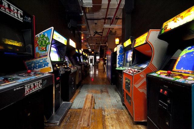 Giochi anni 80 da bar
