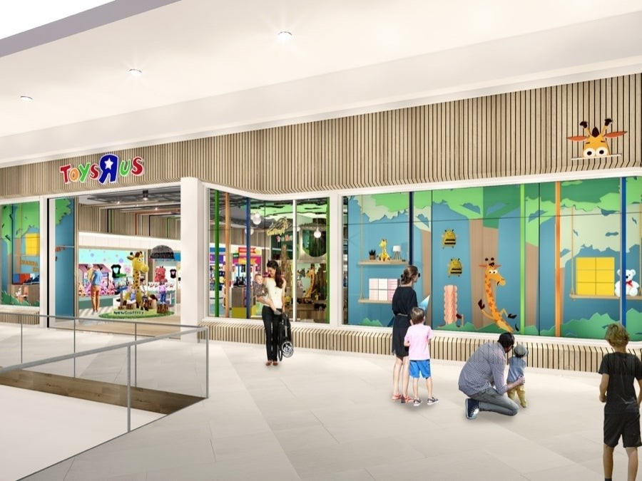 Revamped Paramus Toys 'R' Us Ready By Black Friday: Report