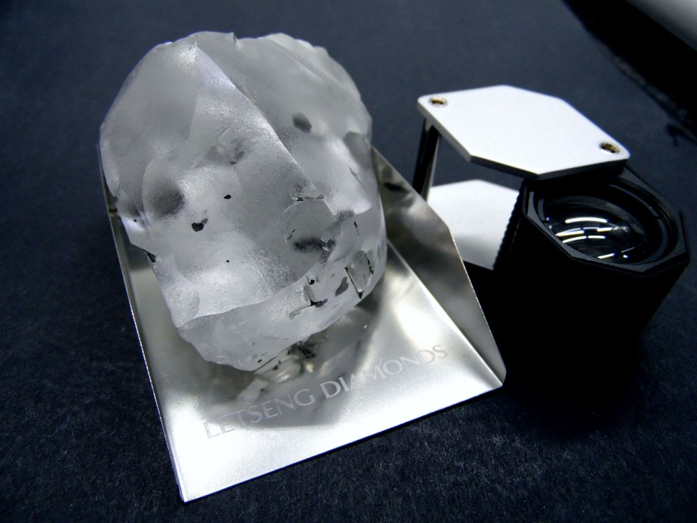 south africa the worlds leading producer of quality diamonds The worlds biggest diamond producer is a lower quality diamonds than those being mined by de beers in africa, although the quantity of diamonds being.