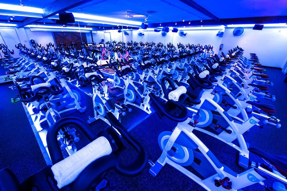 New indoor cycling studio to open at lbx with a for A new angle salon