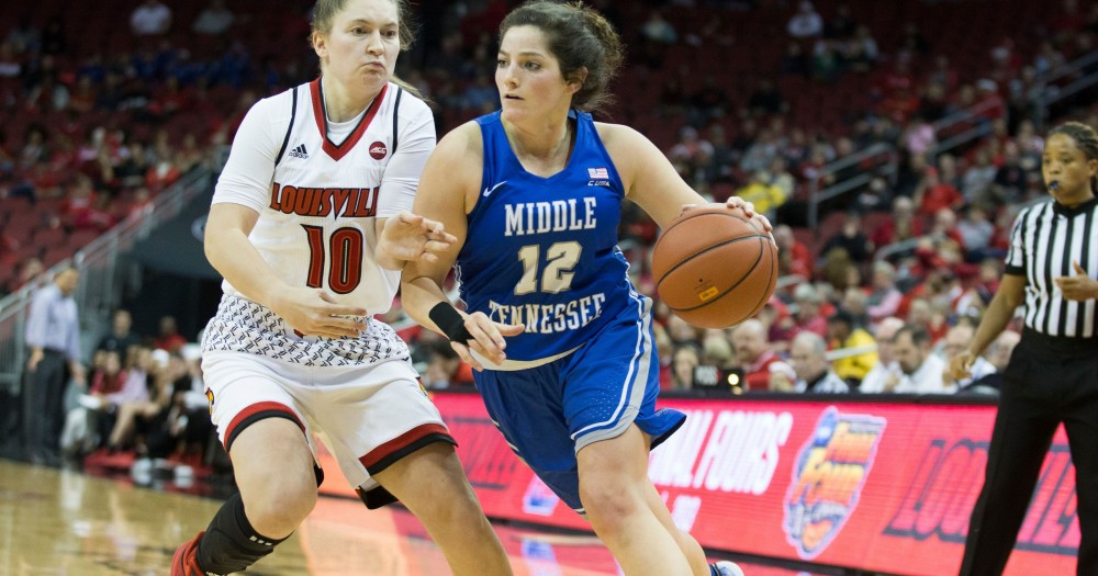 MTSU women's basketball suffers worst defeat of Insell era ...