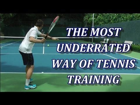 how to perform a good tennis serve An effective tennis serve is crucial you're only as good a player as your second serve usta's high-performance tennis: the serve video.