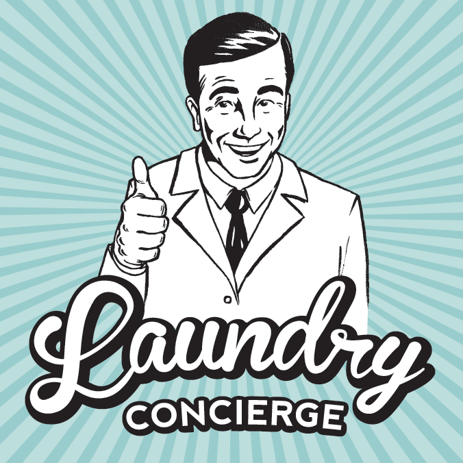 Laundry Concierge Dry Cleaners 24/7 Kiosk