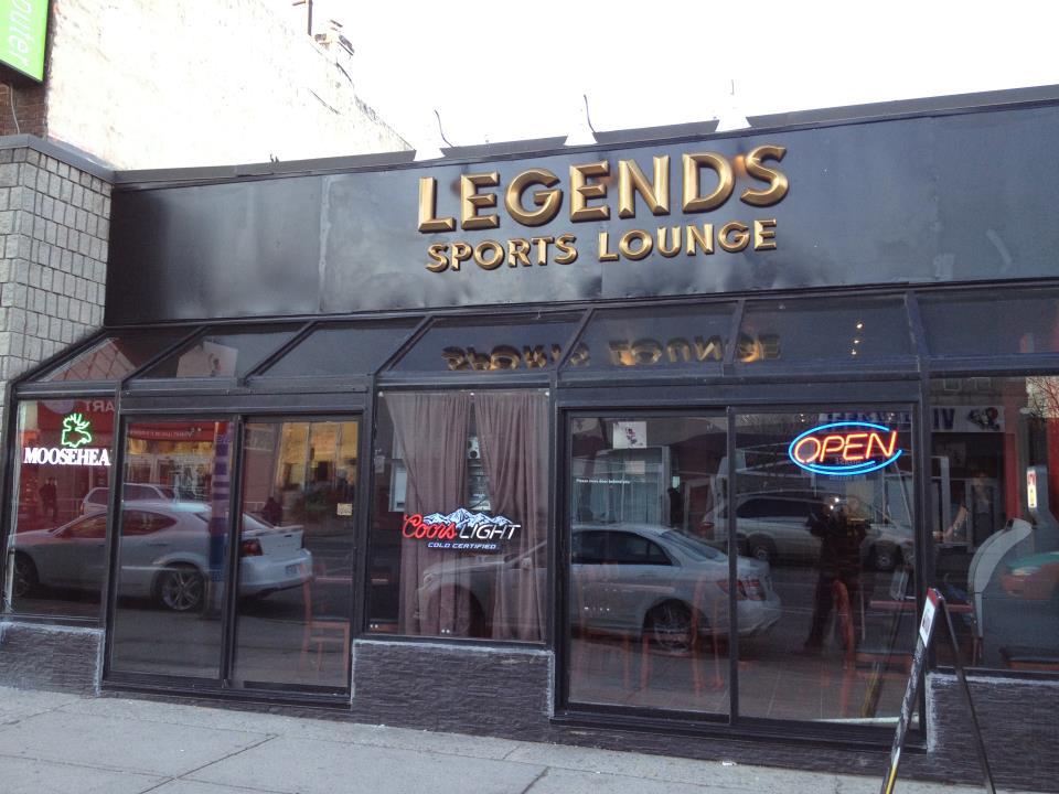 Legends Sports Lounge