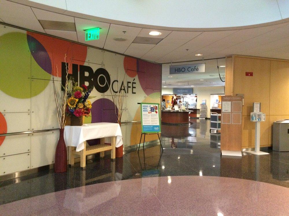 HBO Cafe