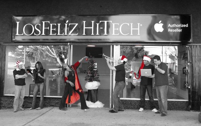 Los Feliz Hi-Tech