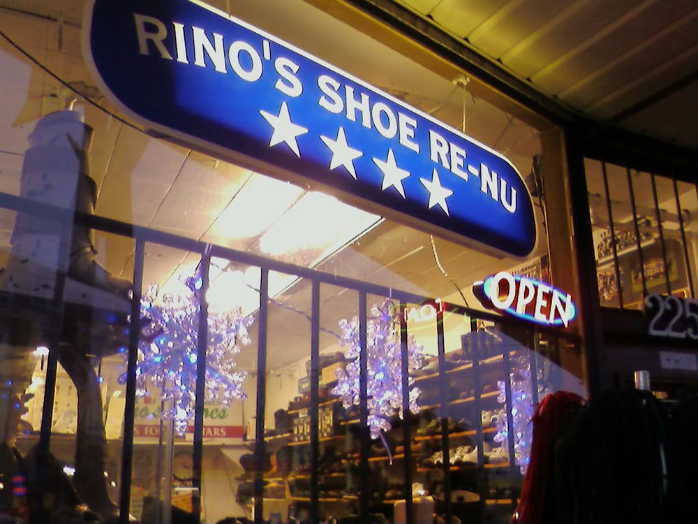 Rino's Italian Shoe Centre