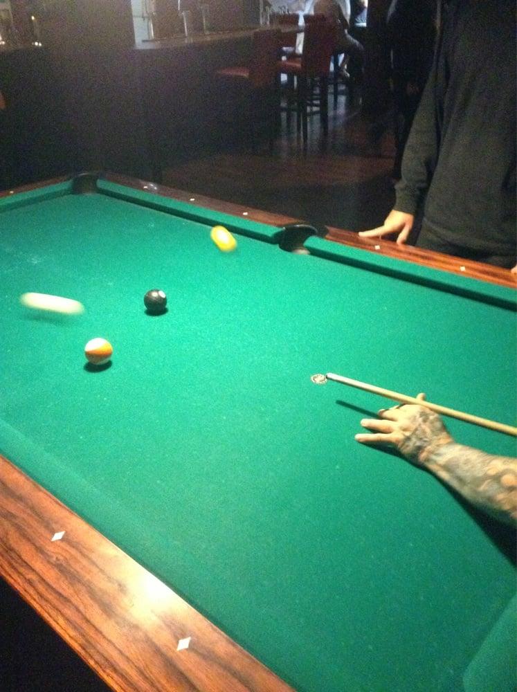 Soho Cafe & Billiards