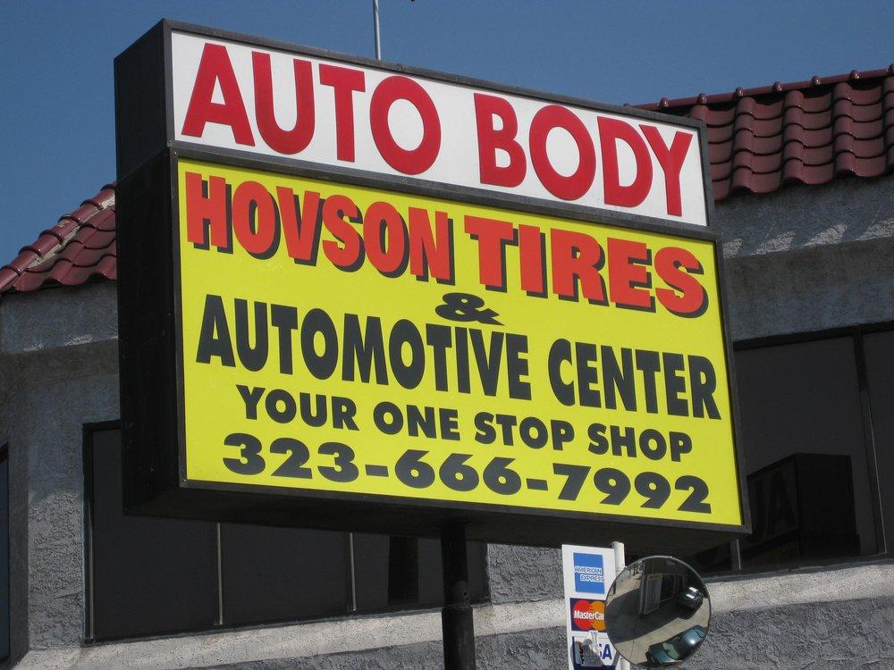 Hovson Tires & Automotive Center