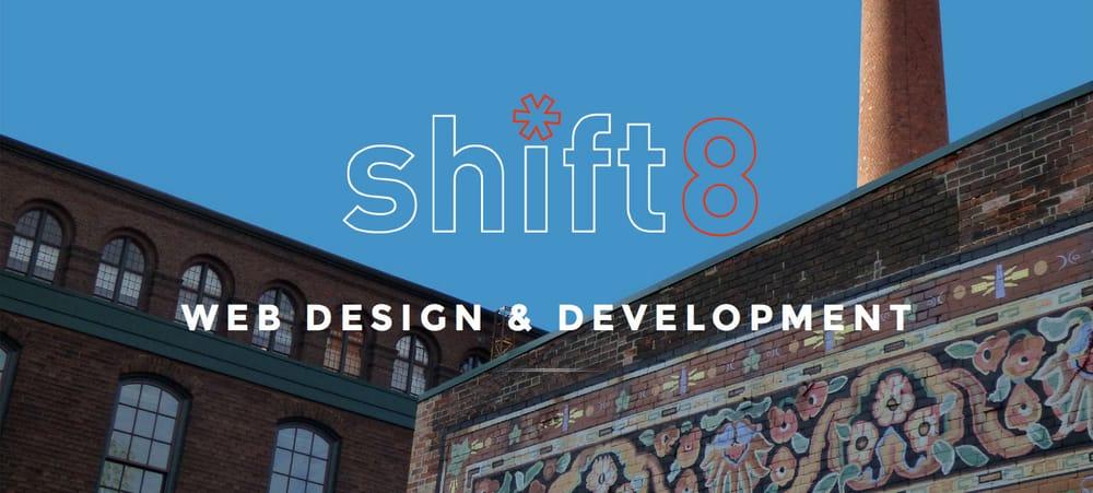 Shift8 Toronto Web Design