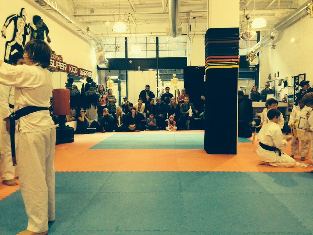 Super Kick Karate And MMA