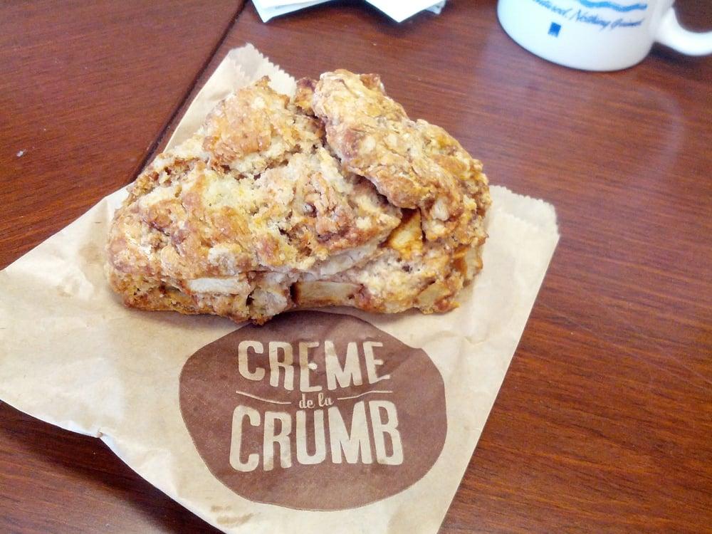 Crème de la Crumb