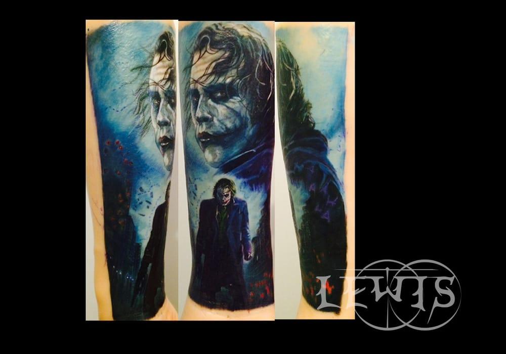 Lewis Custom Tattoos
