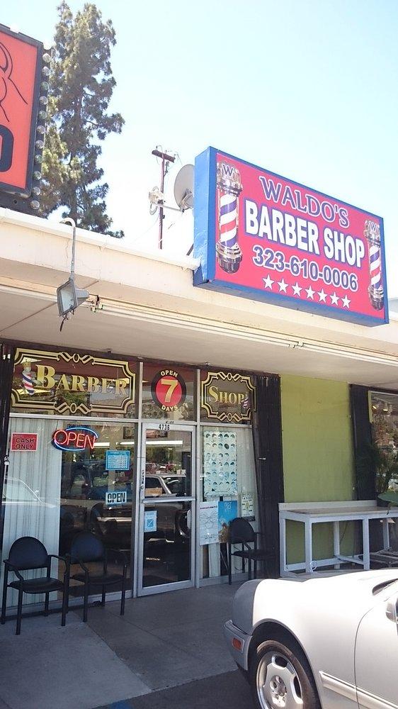 Waldo's Barber Shop