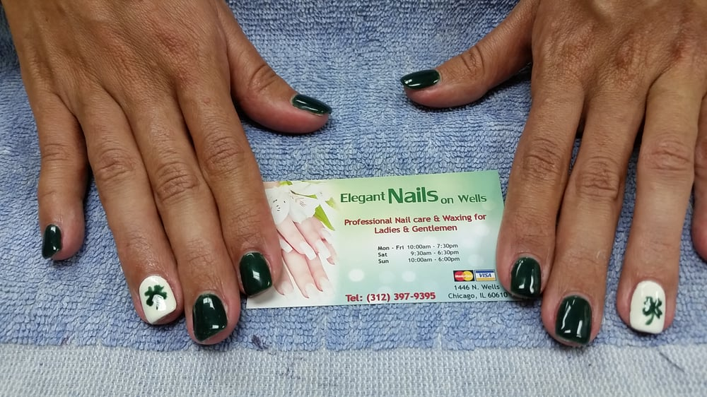 Elegant Nails On Wells, Nail Care in Old Town - Parkbench