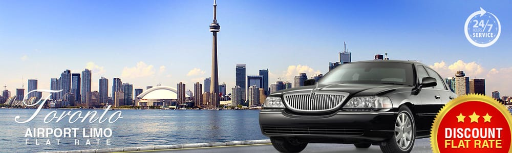 Toronto Airport Limo Flat Rate