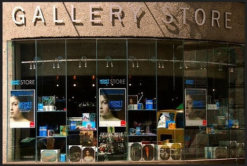 Vancouver Art Gallery Store