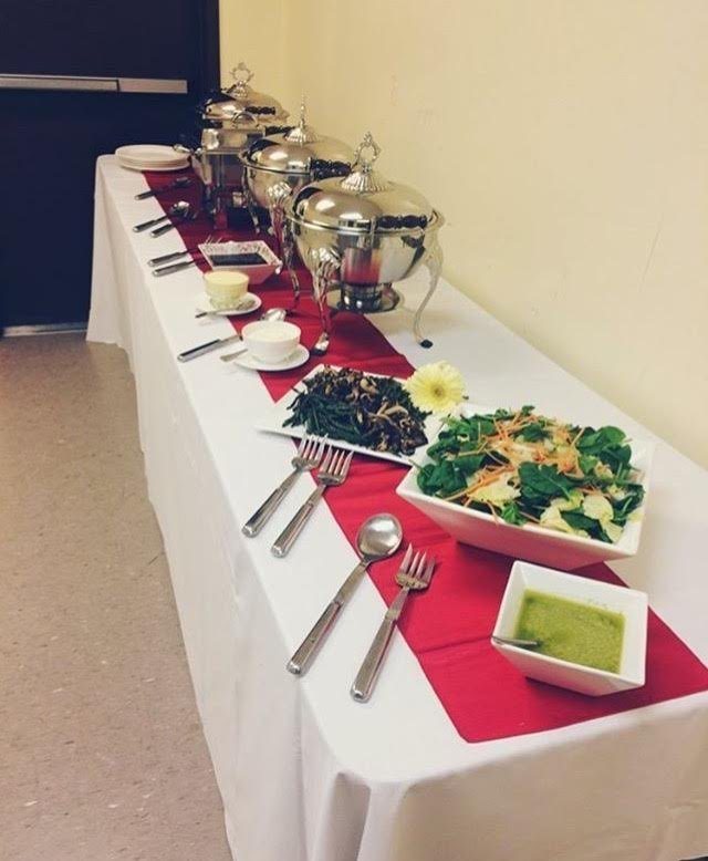 Christine Bib Catering