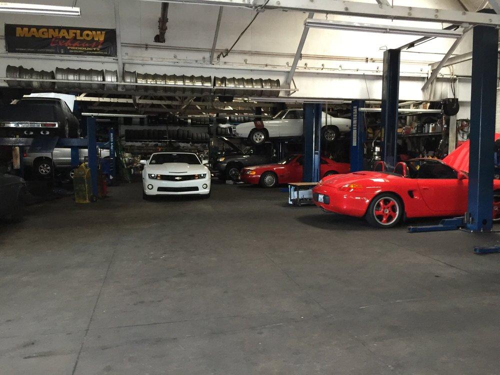Hollywood Independent Garage