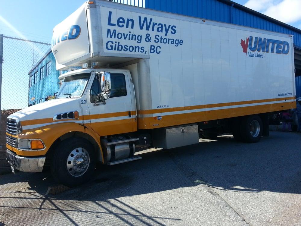Len Wrays Moving & Storage