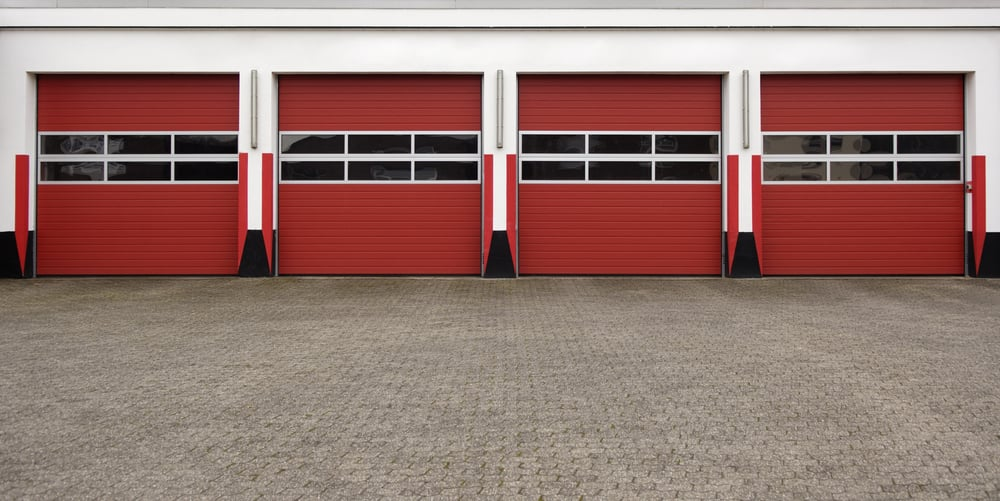 National Overhead Doors Inc & Central Business District Directory: Businesses Schools and ...