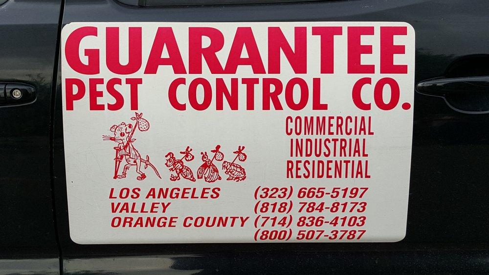 Guarantee Pest Control