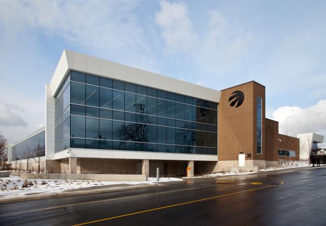 BioSteel Centre (Toronto Raptors Training Centre)