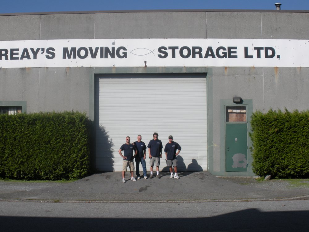Reay's Moving & Storage