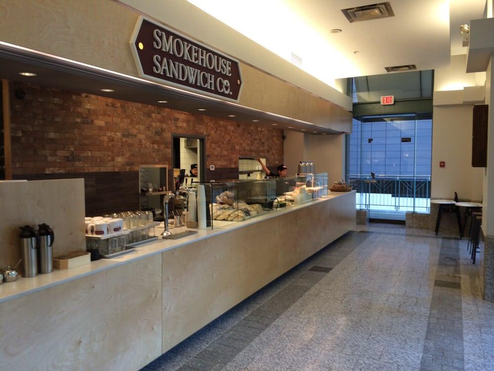 Smokehouse Sandwich