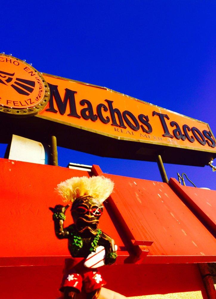 Machos Tacos