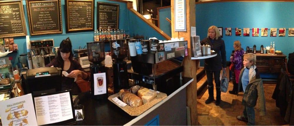 The Buzz Café & Espresso Bar
