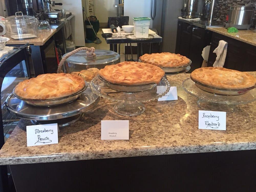 Sweet and Savoury Pie