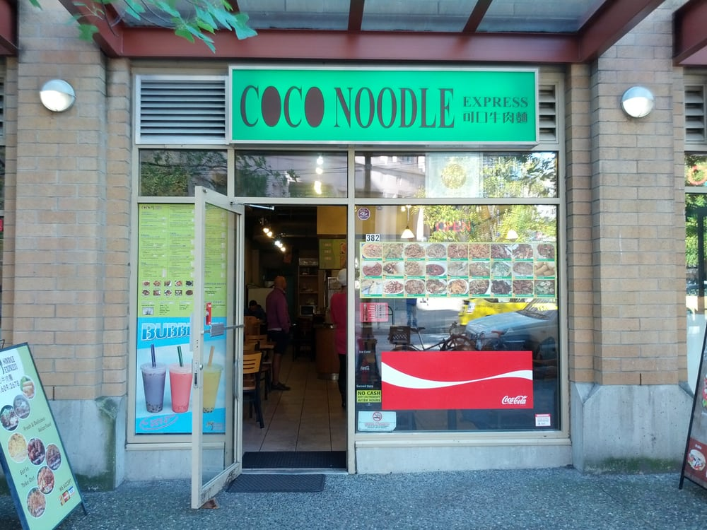 Coco Noodle Express