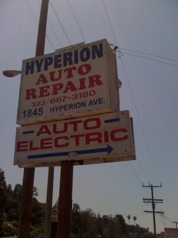 Hyperion Auto Repair