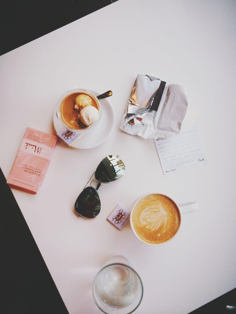 Mink - A Chocolate Café