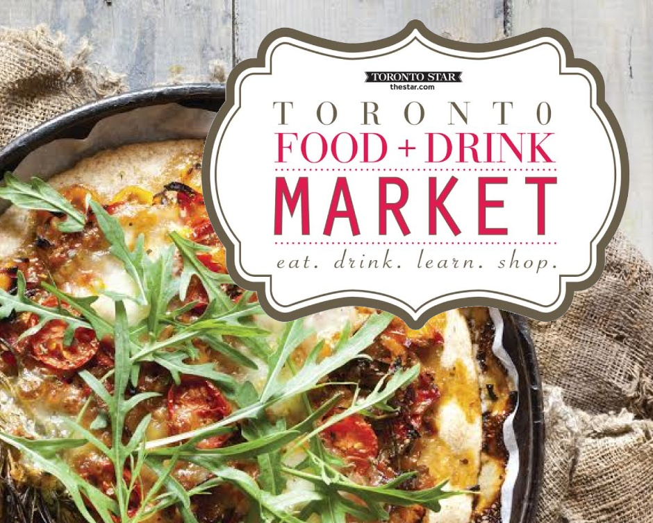 Toronto Food + Drink Market 2015