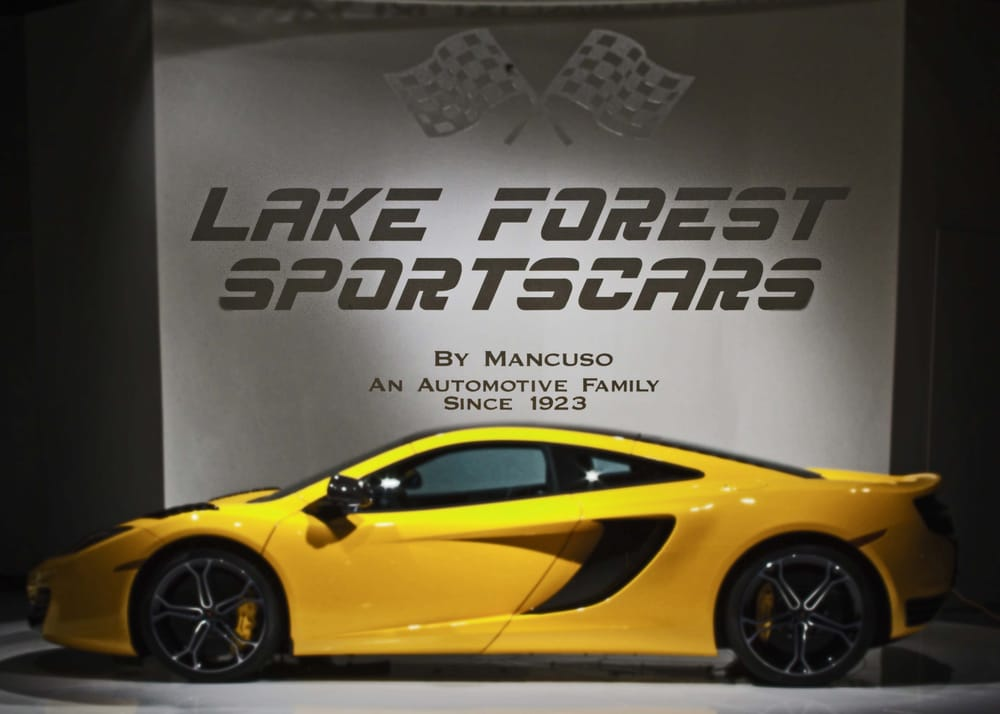 Lake Forest Sports Cars