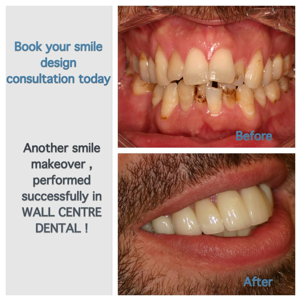 Wall Centre Dental
