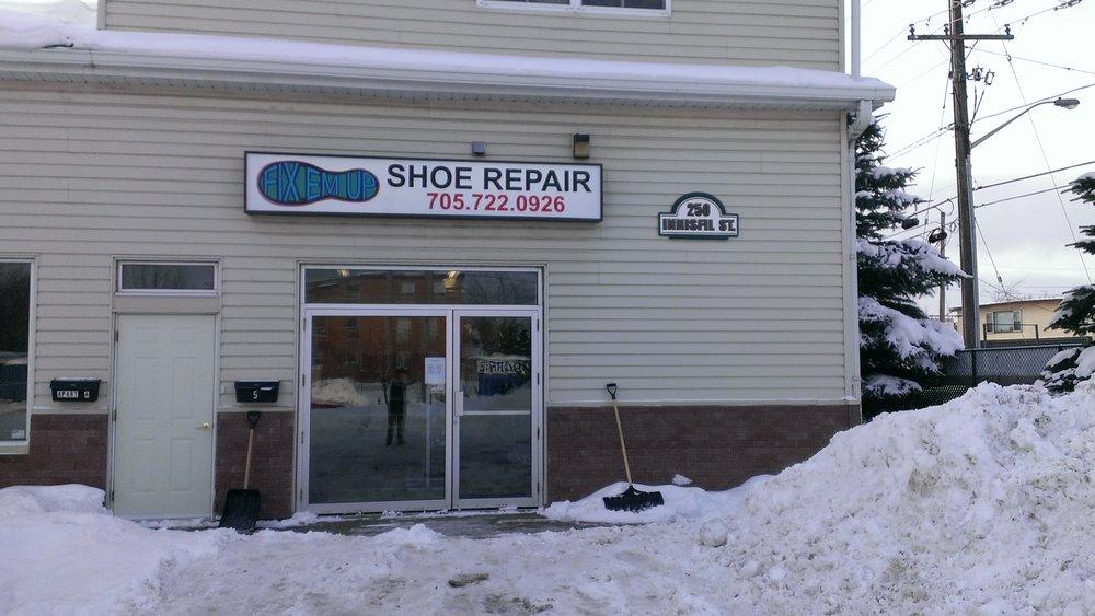 Shoe Repair Barrie