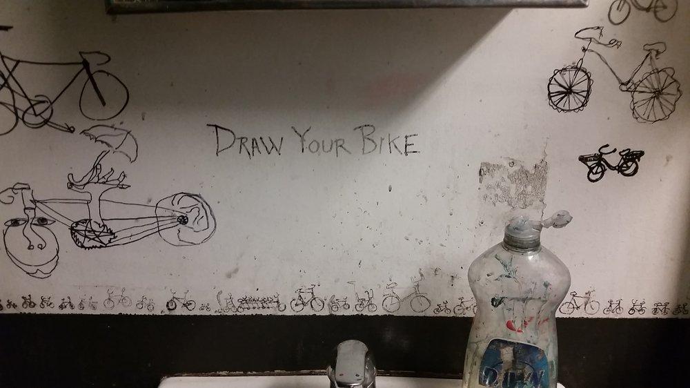 Bicycle Kitchen / La Bicicocina