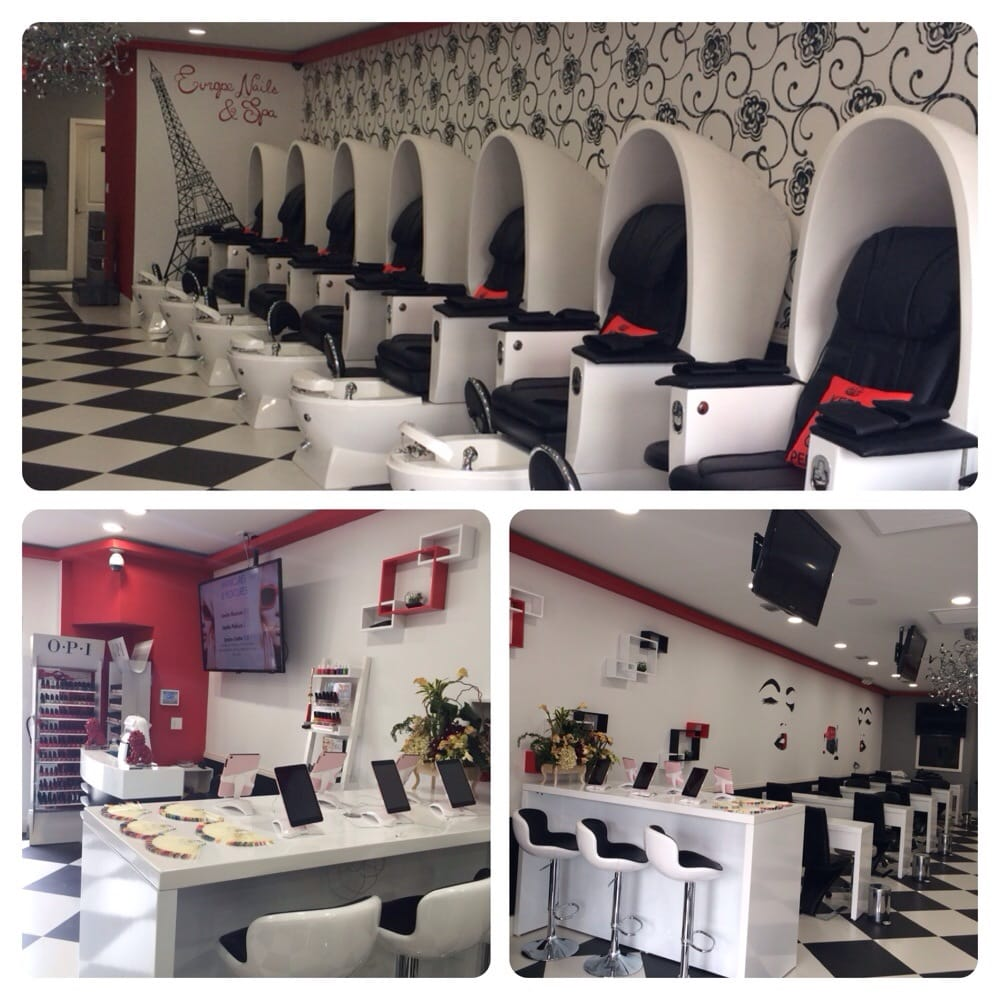 Europe Nails and Spa, Nail Care in Glendale - Parkbench
