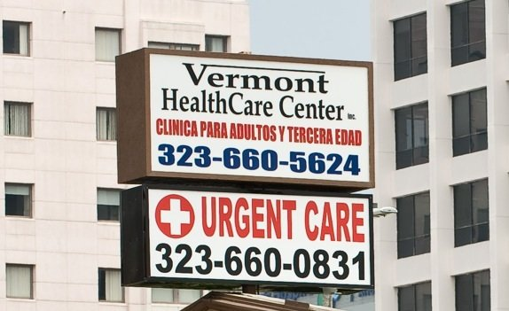 The Urgent Care at Vermont