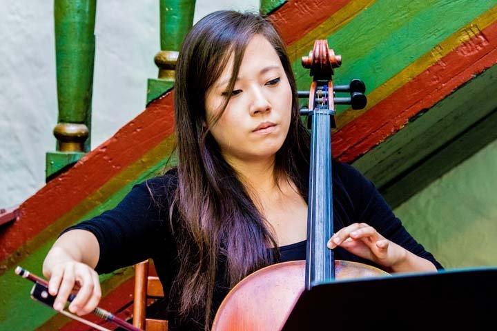Suji Kang Cello Studio