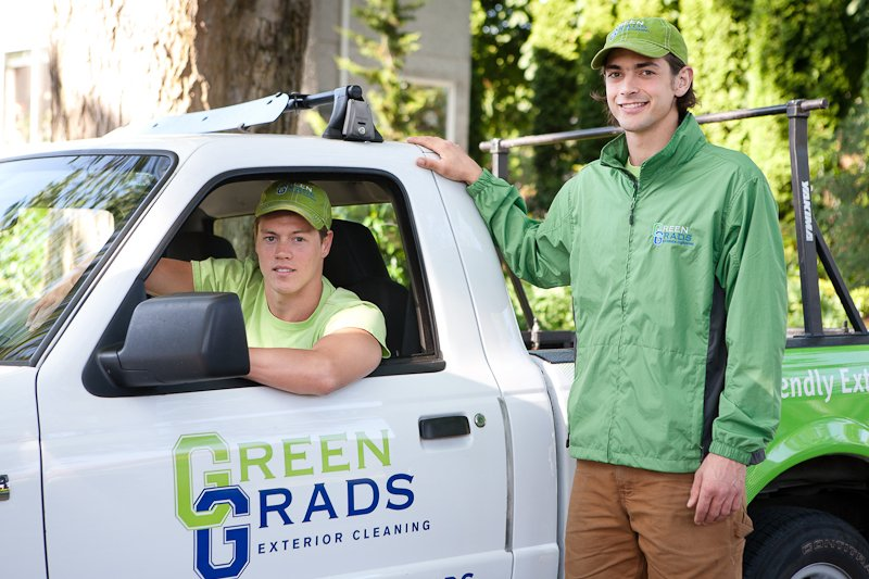 Green Grads Exterior Cleaning