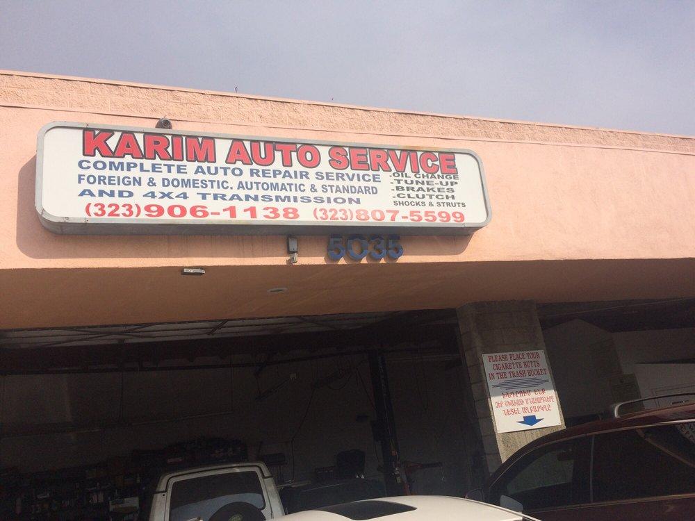 Karim Auto Service