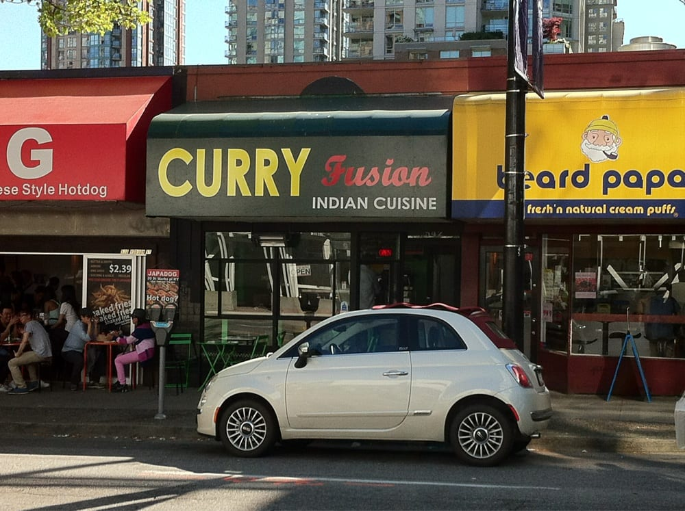Curry Fusion