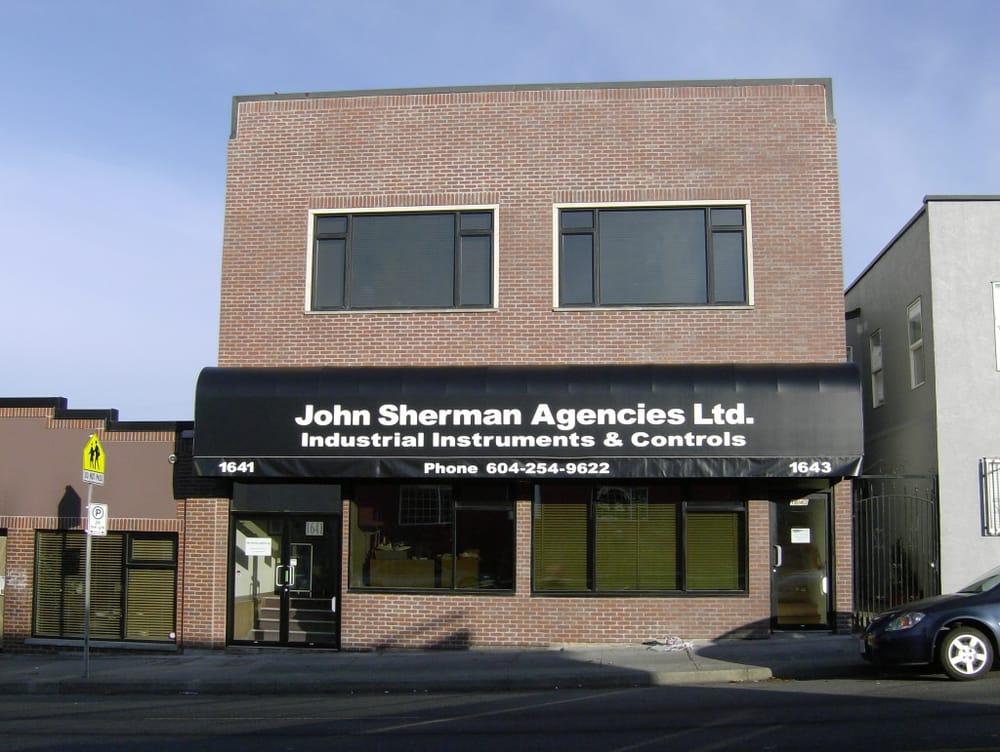 John Sherman Agencies Ltd