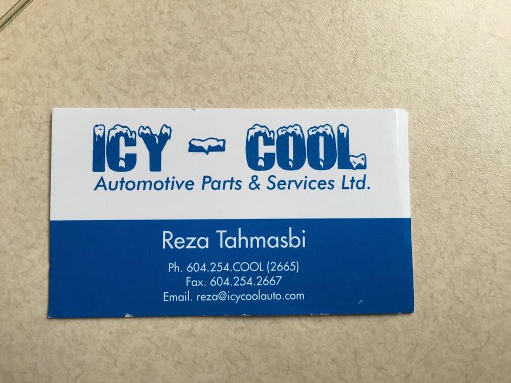Icy Cool Automotive Parts & Services
