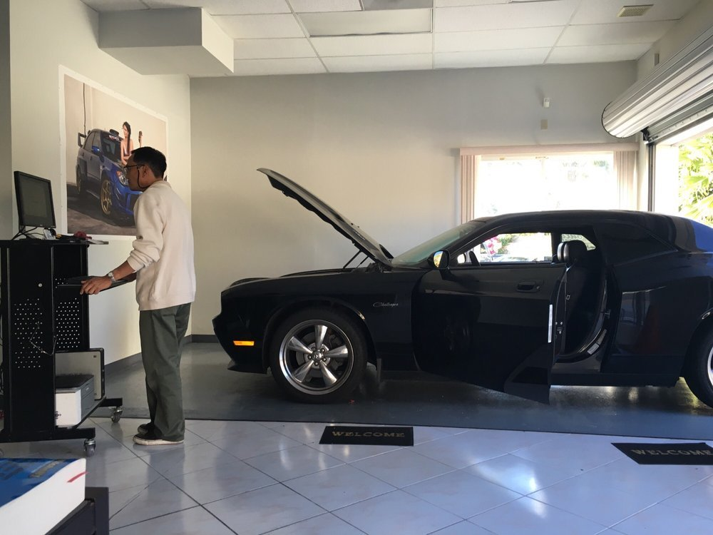 Quickie Smog Test Only